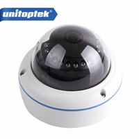1 3 OV4689 4 0MP Network Outdoor Dome IP Camera POE Waterproof IP66 Full HD 4MP