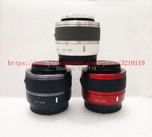 Para Nikon 1 Lente con zoom de 10 30mm V1 V2 V3 J1 J2 J3 J4 J5 Lente de cámara sin espejo 10 30 f/3.5 5.6 (de segunda mano)