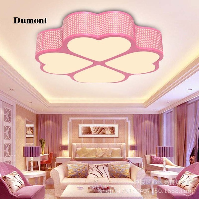 Led ceiling light in the bedroom living room lamps of children\'s ...
