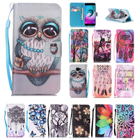 SZWEIZKA Coque For Samsung Galaxy A5 2016 Case Flip Leather Wallet Magnet Card Slot Phone Cases