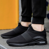 2018 new Brand Summer Men Socks Sneakers Beathable Mesh Male sport Shoes Slip on Sock Shoes Loafers Boys Super Light Trainers