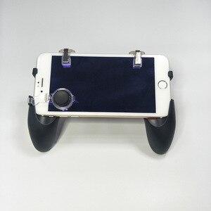 Image 5 - 5 في 1 PUBG لعبة الهاتف المقود L1 R1 غمبد Moible تحكم الزناد الألعاب L1R1 مطلق النار المقود لفون الروبوت الخلوية