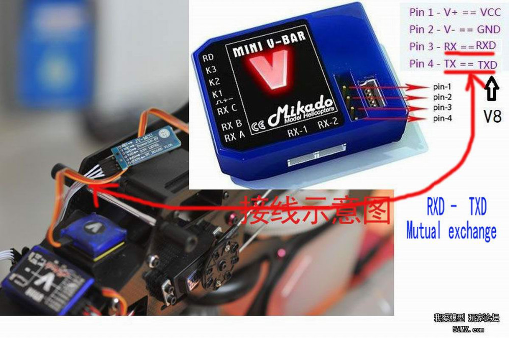 mini k bar wiring mini image wiring diagram bluetooth module transeiver rf wireless serial for mikado vbar on mini k bar wiring