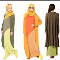 2017 sonbahar yeni Müslüman yetişkin abaya suit kadın büyük metre gevşek Orta Doğu Türkiye hırka w1263