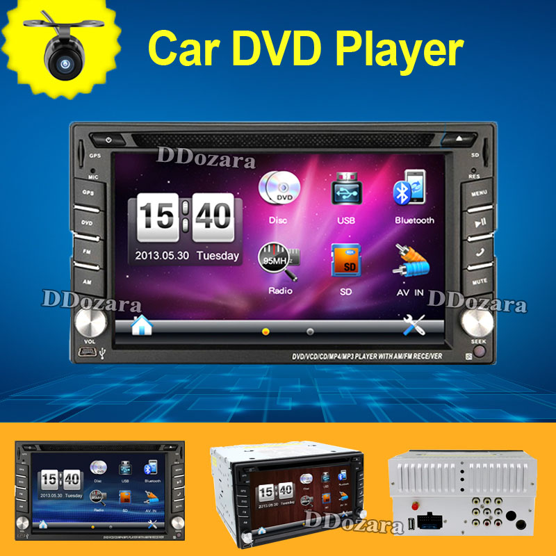 цена на Cam Car DVD player Radio 2 din GPS usb Auto Bluetooth universal for X-TRAIL Qashqai x trail juke for nissan Stereo Radio SD USB