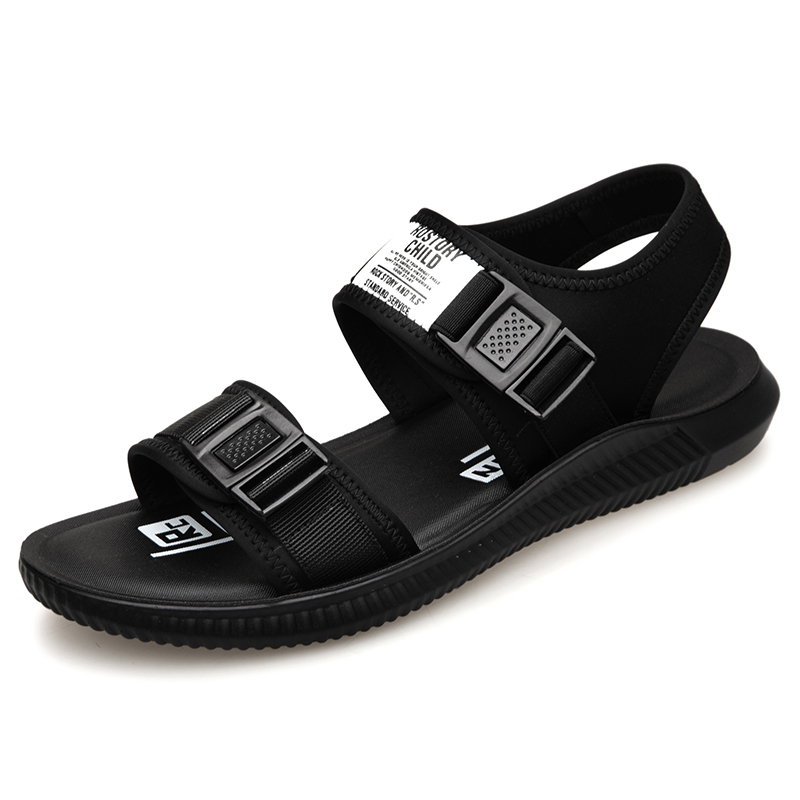 2018 New Summer Fashion Man Beach Sandals Gladiator Mens Outdoor Shoes Roman Men Casual Shoe Large Size Flat Shoes BH-A0128