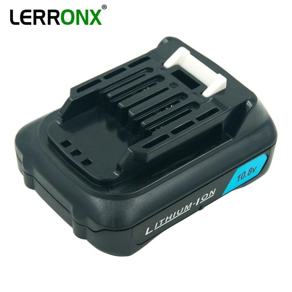 BL1015 Rechargeable Battery 10.8V-12V Lithium 2000mAh For Makita Power Tools BL1020B BL1040B BL1041B DF031D DF331D HP331D Batery