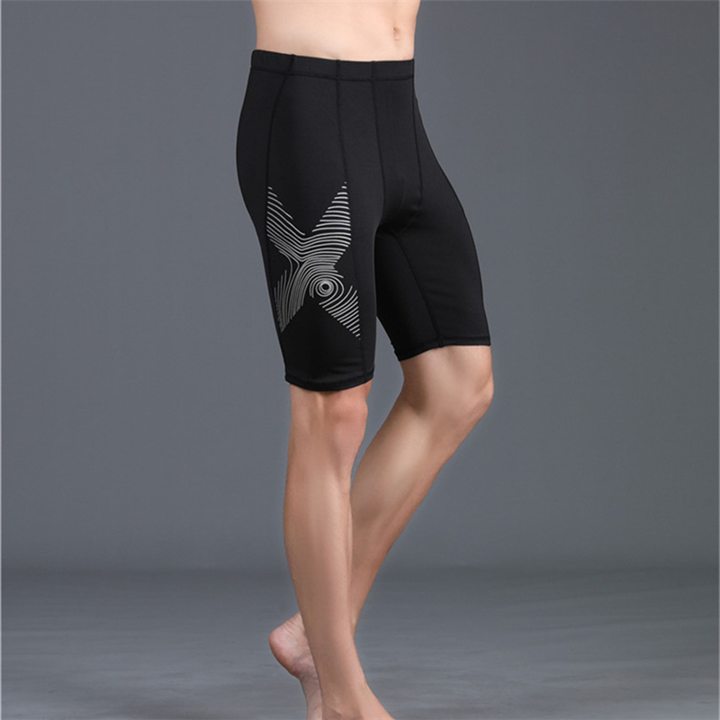 Fitness Shorts Leggings Short-Reflective Running Tights Sweatpants Gyms Compression Elastic