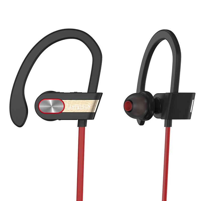 Wireless Bluetooth Headphones Ear Hook Earphone with Microphone for Phone Sport Stereo Headset Waterproof universal led sport bluetooth wireless headset stereo earphone ear hook headset for mobile phone with charger cable