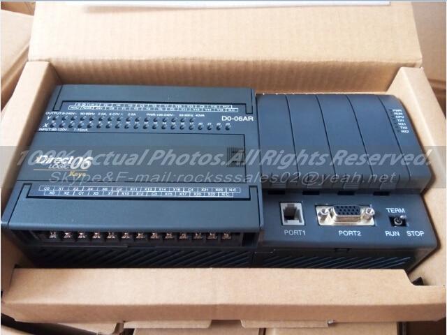 New original Koyo PLC D0-06AR With Free DHL / EMS dhl ems original 6es7223 1pl22 0xa0 plc a2