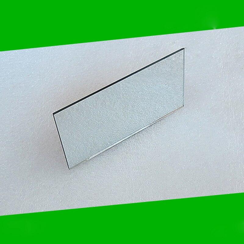 1 Pc 114*57,5*2mm Mini Projektor Vordere Oberfläche Reflektor Projektor Spiegel Diy Zubehör Hohe Reflektivität Objektiv äSthetisches Aussehen