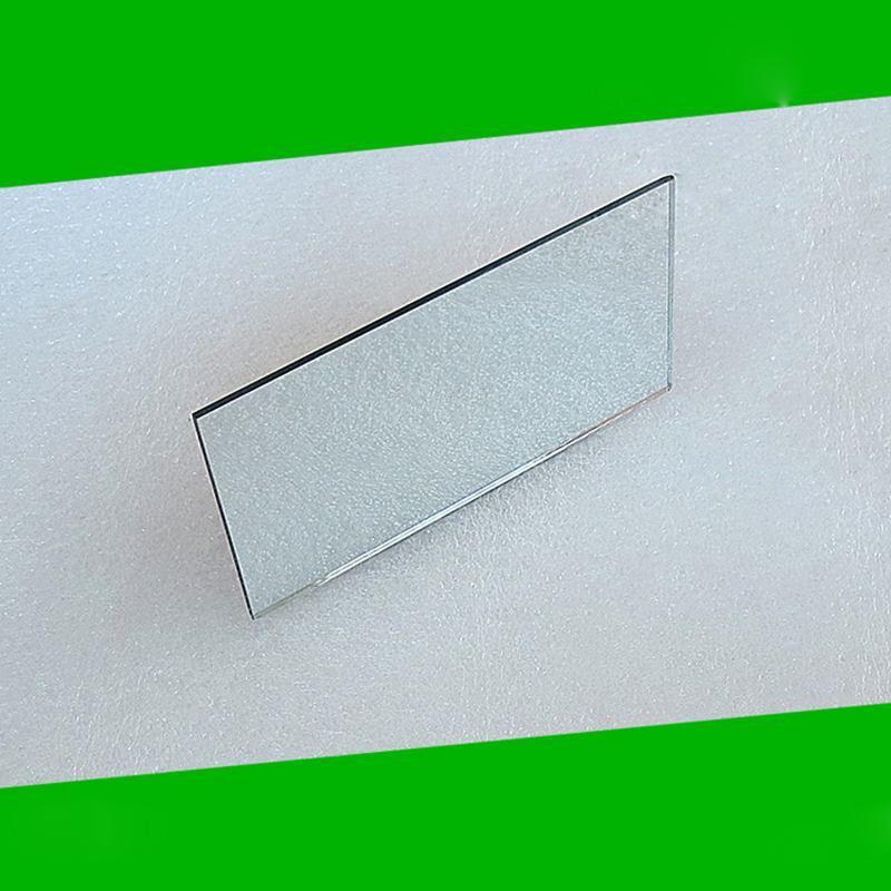 1PC 114*57.5*2mm Mini Projector Front Surface Reflector Projector Mirror DIY Accessories High Reflectivity Lens