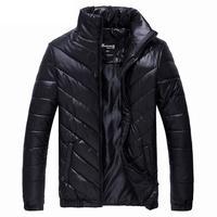 2018 Brand Winter Jacket Men S Parkas Warm Jacket 5XL Casual Coats Men Cotton Padded Jacket
