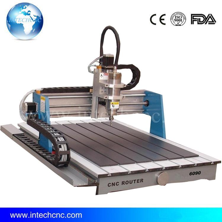 Best Price Cnc Spring Machinelfg6090 Cheap Cnc Milling Mini Cnc