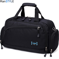 travel bag black oxford men travel bags duffel overnight weekend bag big purple green red travelling bags and luggage for women