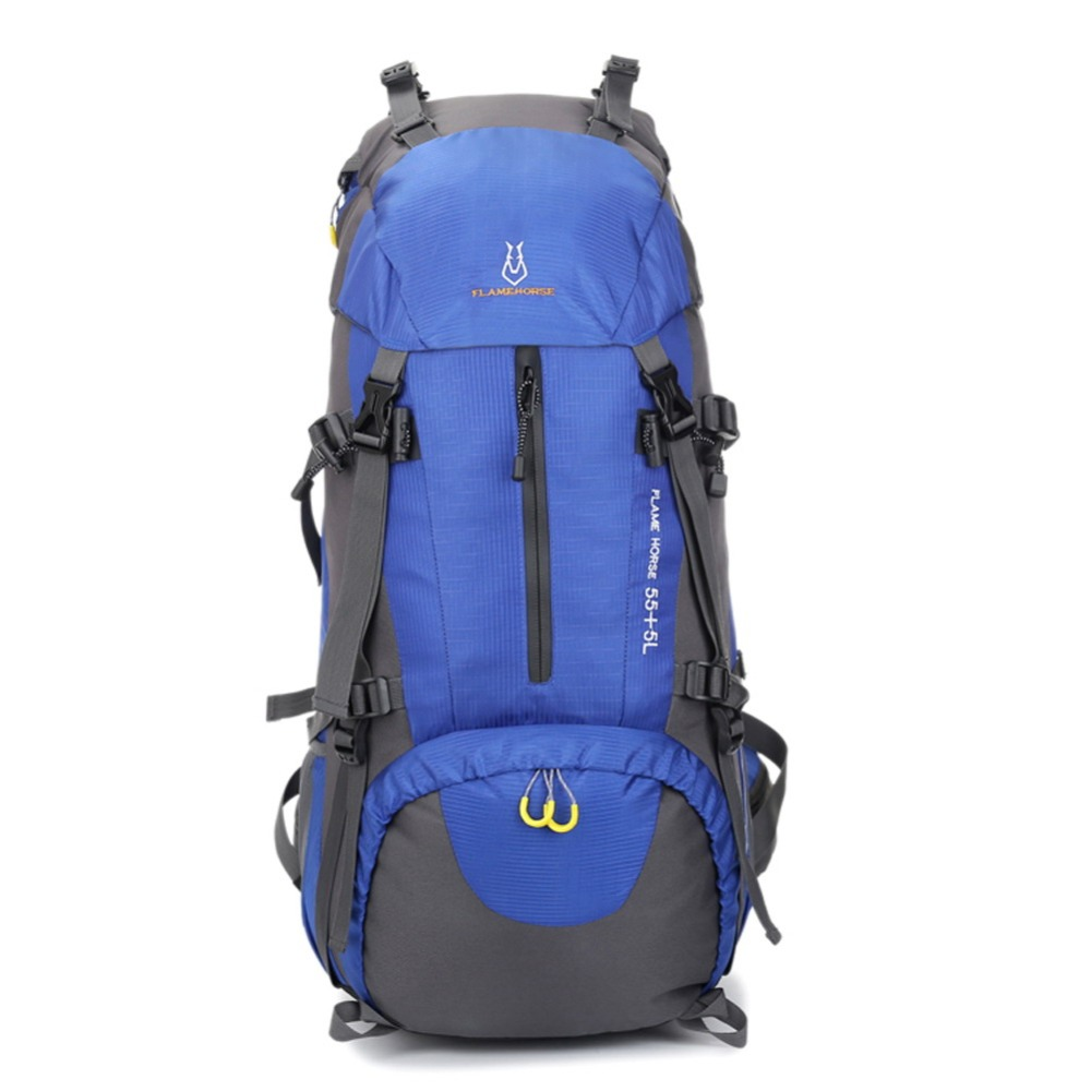 60L Professional Waterproof Climbing Backpacks Men Women ...