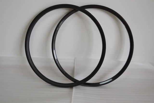 Cheap free shipping carbon 29er MTB rim width 35mm , central asymmetryrim Mountain rim carbon mtb rim