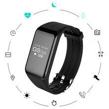 Smart band Sports Bracelet Smart Wearable Device IP67 Waterproof Heart Rate Fitness Tracker Information Remind Men's Smart Watch