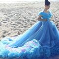 Cenicienta Vestidos de Quinceañera 2017 vestido de Bola del Debutante Dulce 16 Vestido Precio Barato Vestidos de Quinceañera vestido 15 anos