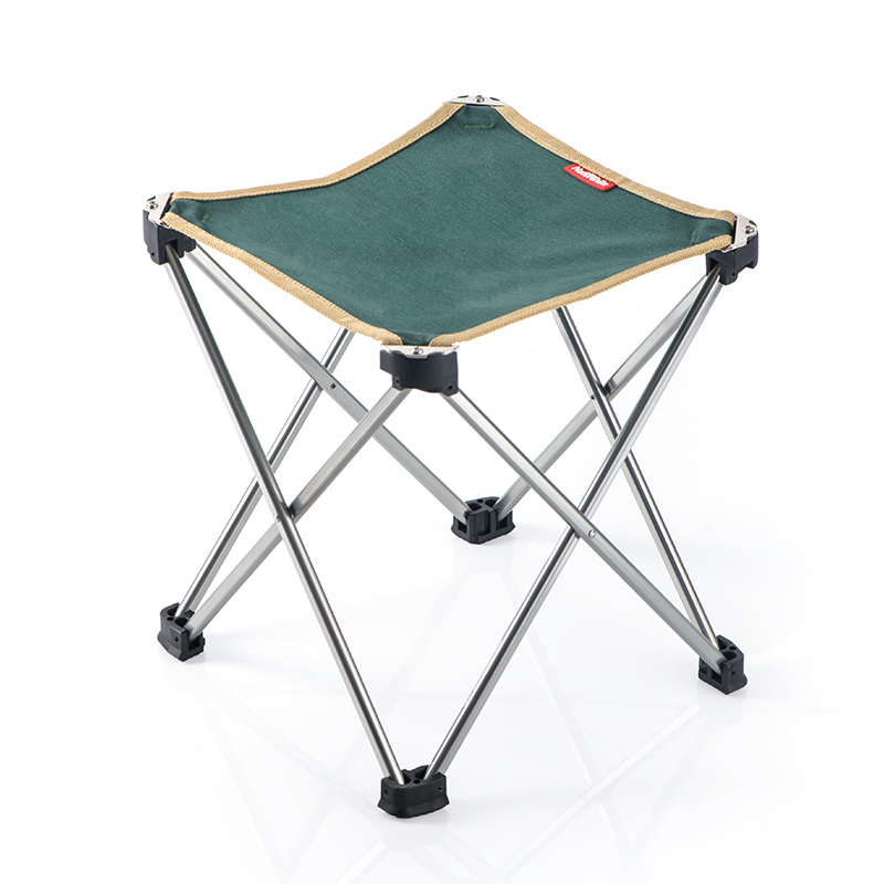 Naturehike Stool Folding Barbecue Chair Ultralight Portable folding Chairs Camping Hiking outdoor backrest Stool 3