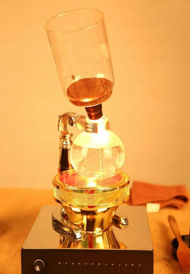 Syphon кофеварка нагреватель/Кофеварка syphon галогенный балочный нагреватель, кофе нагреваемая печь нагревательное устройство инфракрасная га... - 4