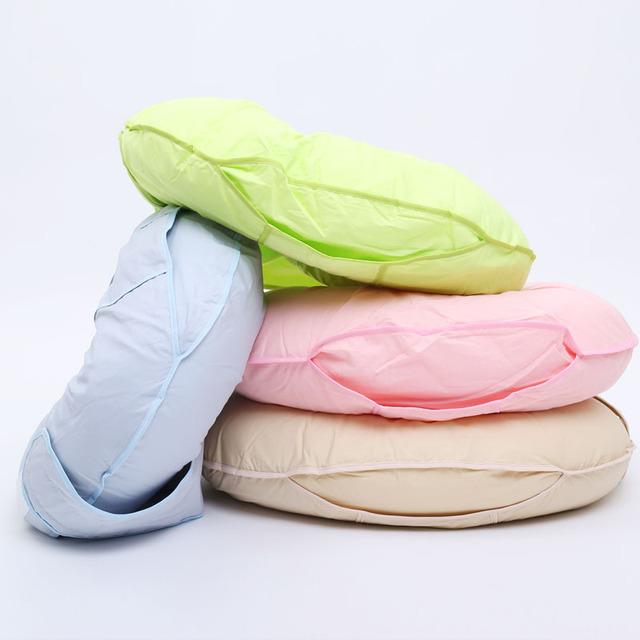 Abraço-U Travesseiro De Enfermagem do bebê Infantil Multifuncional Múmia Amamentação Travesseiro Almofada de Apoio Da Cintura Confortável Ajustável