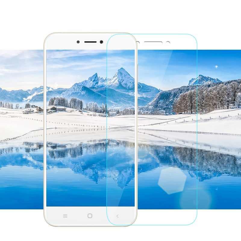 5pcs/lot 2.5D Premium Tempered Glass for Xiaomi Redmi 5A 3 3S 4 4A Pro 5 Plus Redmi Note 3 4 4X Mi5 Mi6 6 Screen Protector