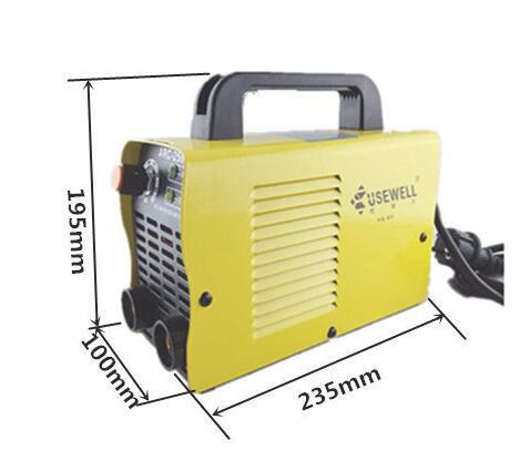 Mini 220V / 110V Dual voltage power  IGBT Inverter DC welding machine ARC  Electric Welder /  welding device