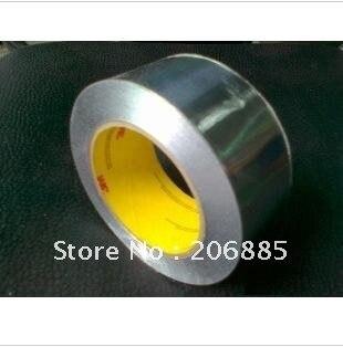 100%Original 3M 425 Aluminum Foil Tape/50MM*55M100%Original 3M 425 Aluminum Foil Tape/50MM*55M