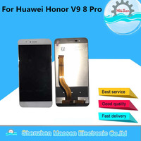 M Sen LCD Screen Display Touch Panel Digitizer For Huawei Honor 8 Pro V9 White Black