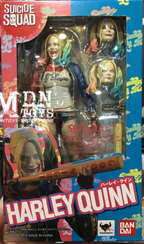 все цены на NEW hot 15cm Suicide Squad Harleen Quinzel Harley Quinn action figure collection toys with box онлайн
