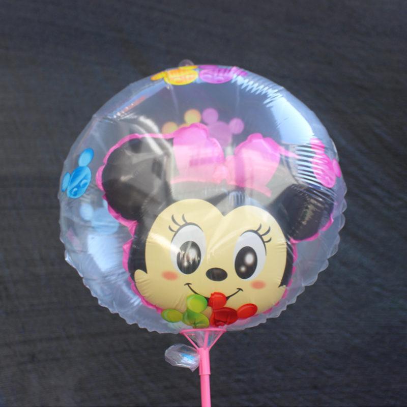 Все манеры Микки Минни воздушные шары на день рождения надувные декорации для вечеринки воздушные шары Детские Классические игрушки мультфильм шляпа - Цвет: 17