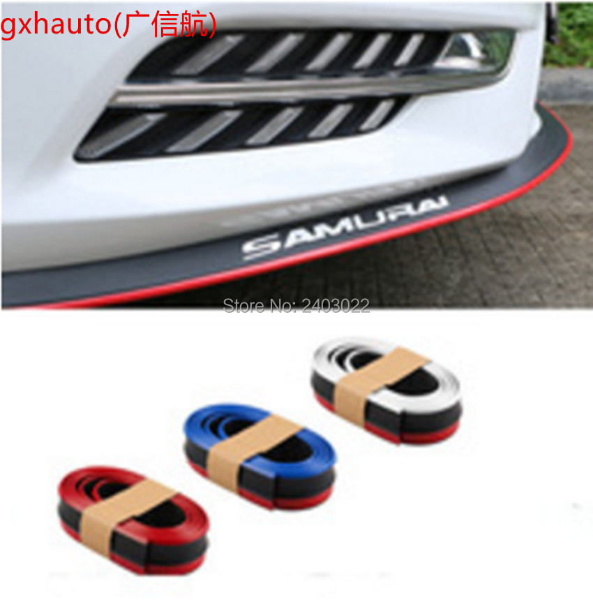 Bumper Lip Lips For Audi A1 2010~2015 / Car Lip Shop Spoiler For Car Tuning / Scratch Proof Adhesive Body Kit + Car Lip Skirt