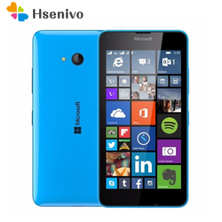 100% Original Microsoft Lumia 640 8MP Camera Quad-core 8GB ROM 1GB RAM mobile phone LTE FDD 4G 5.0