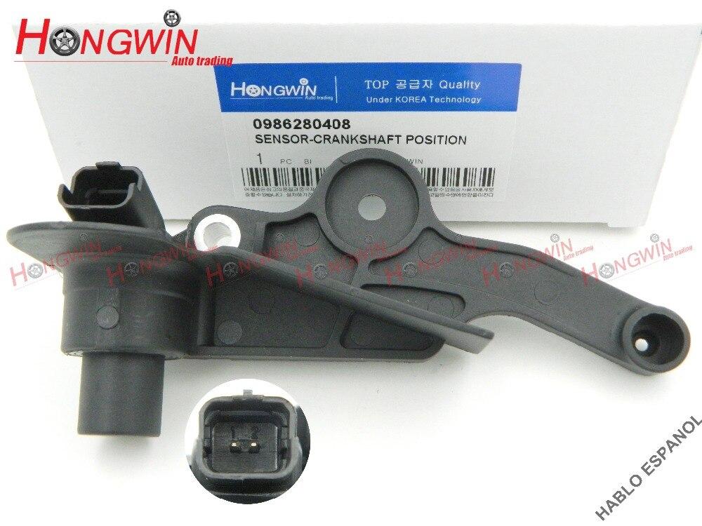 NUOVO Sensore Albero Motore 1920aw PEUGEOT 106 206 306 307 CITROEN c2 c3 0986280408