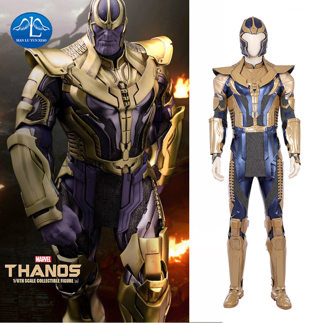 2018 New Movie Avengers Infinity War Cosplay Costume Men