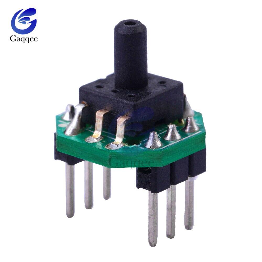 0.5-4.5V Gas Placement Machine Pressure Sensor Transmitter Module Vacuum Negative Pressure -100 To 0kPa Oxygen,alcohol Tester