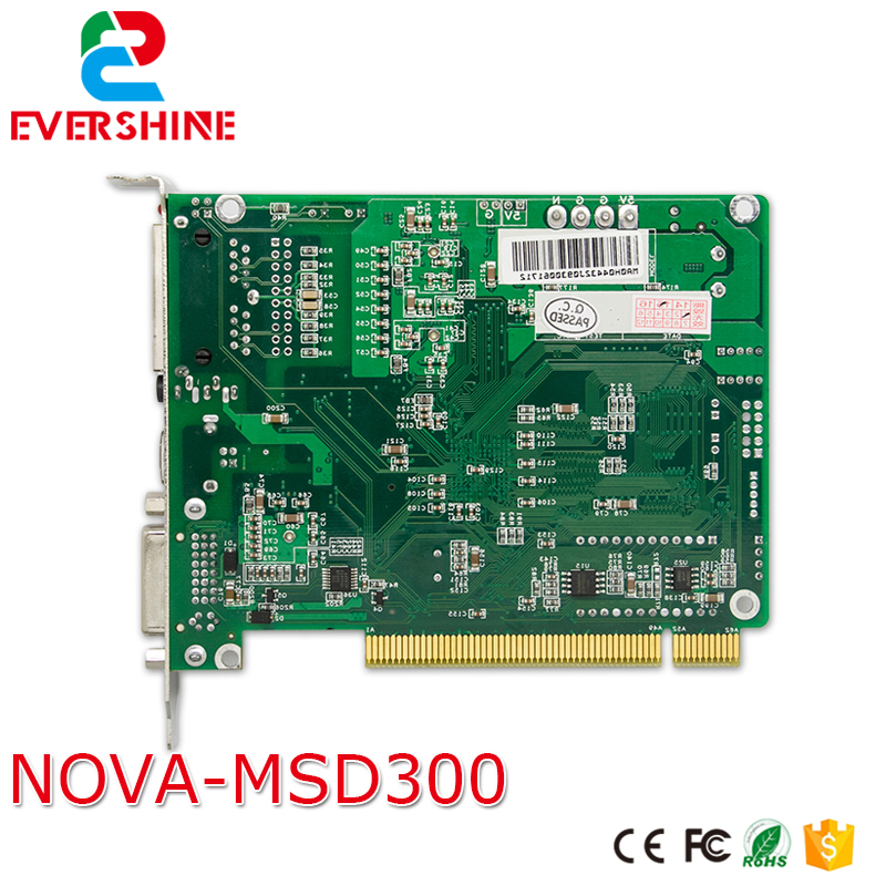 Nova M3 MSD300 LED Дисплей жіберу карточкасы, - LED Жарықтандыру - фото 3
