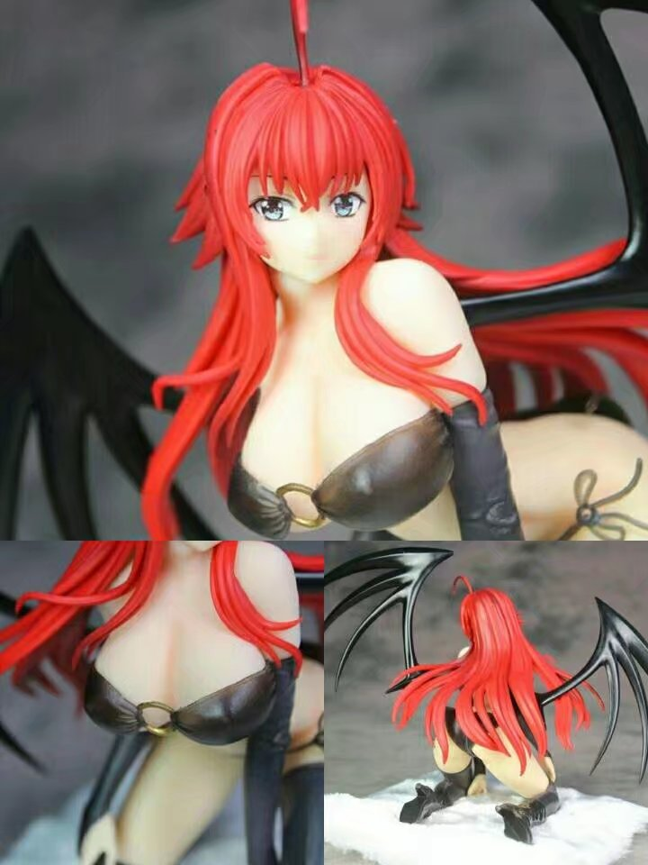 ALEN NEW hot 22cm Sexy adult Rias Gremory High School DxD BorN collectors action figure toys Christmas gift doll new hot 22cm final fantasy gabranth collectors action figure toys christmas gift doll