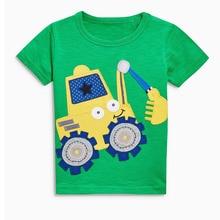 Boy's Summer T-shirts of 11 Designs