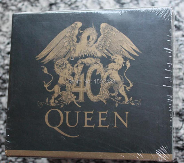 Queen 40th Anniversary Limited Edition Collection Complete Als 30cd Booklets Full Box Set Sealed Ems Free