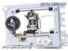 Оптический Пикап с DV34, для dvd плеера, лазерной головкой, с SF HD850, SFHD850/HD850, бесплатная доставка