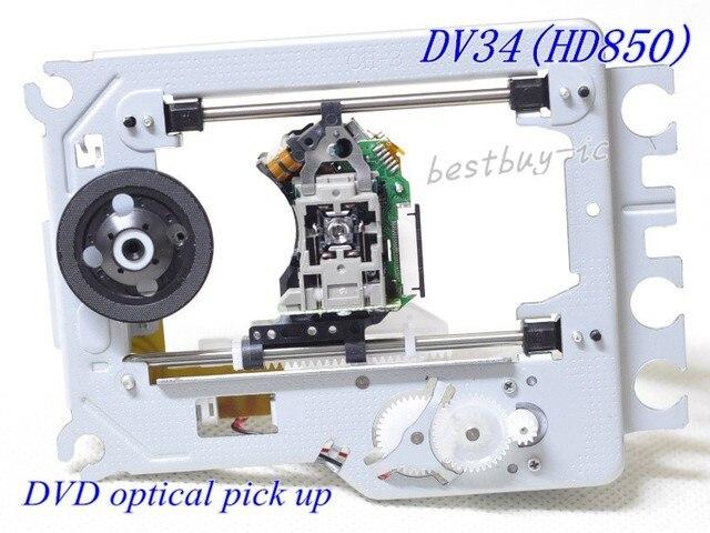 משלוח חינם SF HD850 EP HD850 אופטי איסוף עם DV34 מנגנון SFHD850/HD850 עבור DVD נגן לייזר ראש