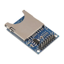 SD Card Module for Raspberry Pi  Slot Socket Reader ARM MCU Read And Write