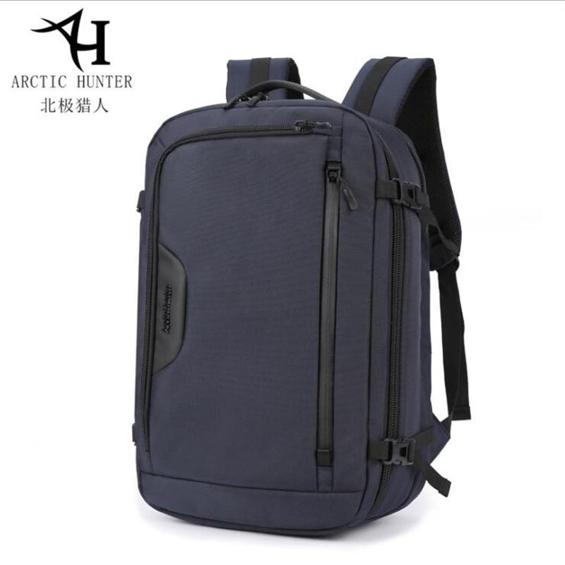 ArcticHunter Anti-voleur USB sac à dos 12 à 15.6 pouces sac à dos pour ordinateur portable pour femmes hommes sac d'école femme homme voyage Mochila livraison gratuite
