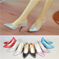 BJD DD SD16 Shoes All Match High Heeled High Heeled Shoes Daily 5 Colors