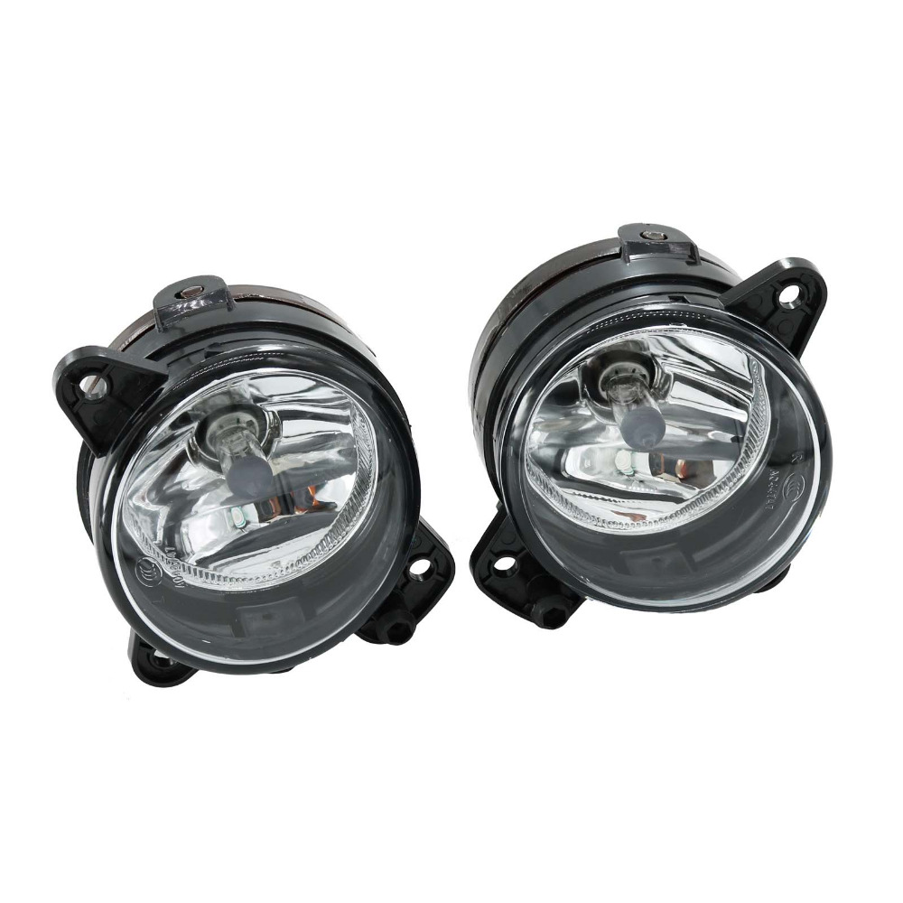 2Pcs For VW Transporter T5 Multivan 2003 2004 2005 2006 2007 2008 2009 2010 Car Styling Front Fog Light Fog Lamp free shipping new pair halogen front fog lamp fog light for vw t5 polo crafter transporter campmob 7h0941699b 7h0941700b