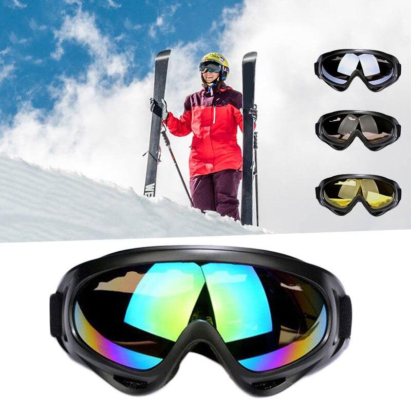 Мотоцикл Солнцезащитные очки для женщин сноуборд очки профессиональных 18*8 см ветрозащитный Спорт Половина Уход за кожей лица маска зима те...