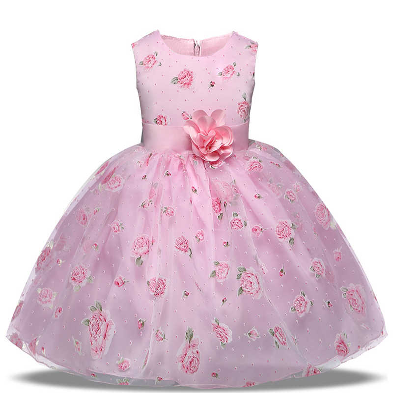 bb94381d06 Baby Girls Princess Dresses Costume Kid's Party Birthday Dress Girl Clothes  Birthday Children Clothing Tutu Girl Summer Frocks