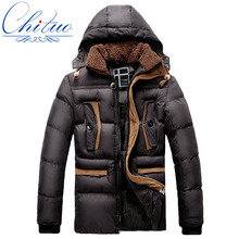 New winter men hooded men thick cotton men s bread warm clothes to keep warm in